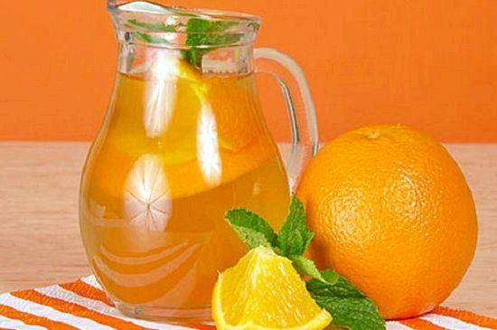 Как сделать лимонад с апельсином и лимоном