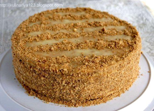 Дамский каприз торт пошаговый рецепт