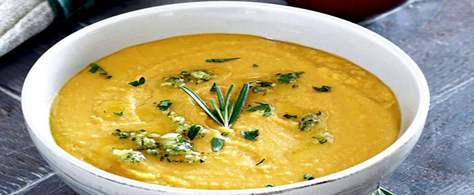 Гороховый суп-пюре с курицей рецепт пошаговый с фото