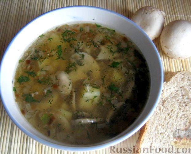 Диетический суп пюре с сыром рецепт