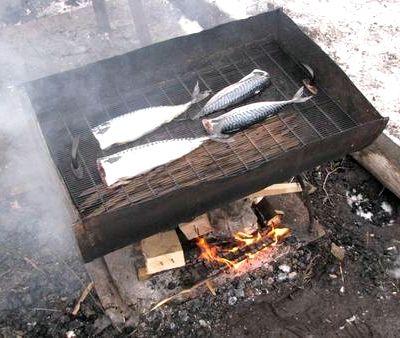 рецепты приготовления в коптильне горячего копчения