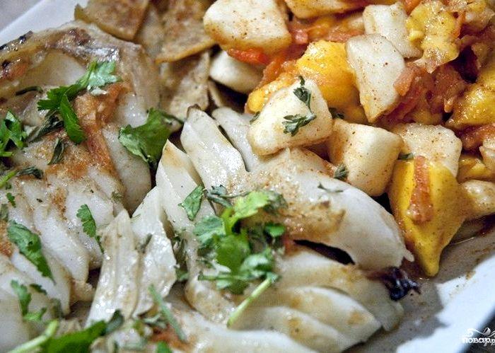 Как приготовить налима вкусно в духовке пошаговый рецепт