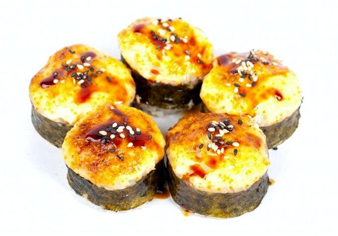 рецепт самых вкусных роллов и суши