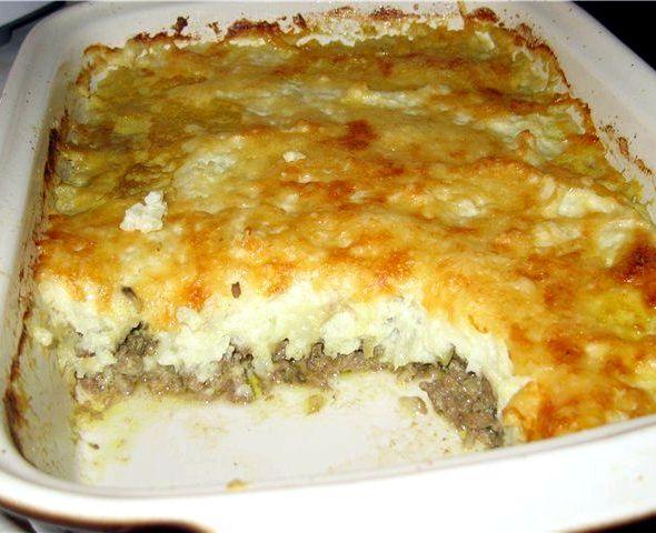 зразы картофельные в духовке рецепт