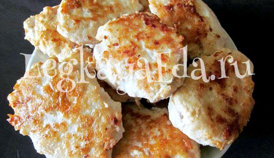 Котлеты домашние  пошаговый рецепт с фото