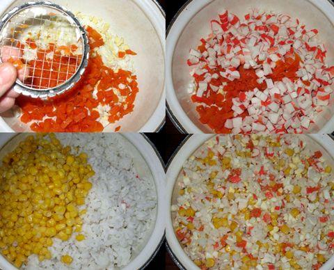 Тарталетки для салатов