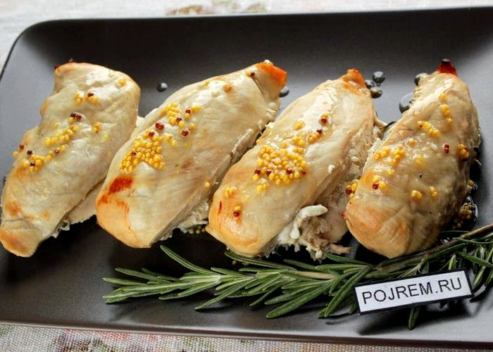 филе гуся в духовке рецепт с фото