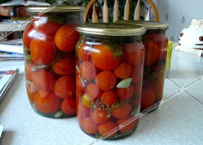 Соленые помидоры пошаговый рецепт с фото