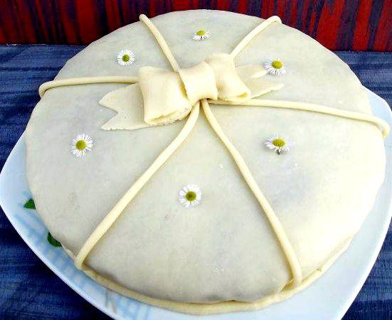 Тортик из сгущенки своими рукам