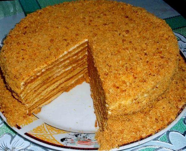 Рецепт приготовления и украшения тортов фото