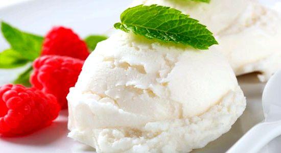 Мороженое в домашних условиях на молоке со сливками домашними 386
