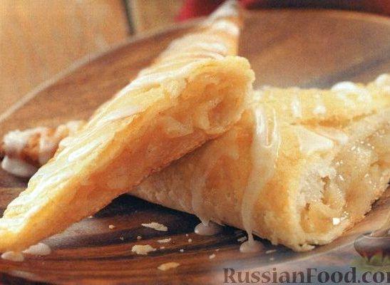 Пирог с рыбой из дрожжевого теста — рецепт с фото