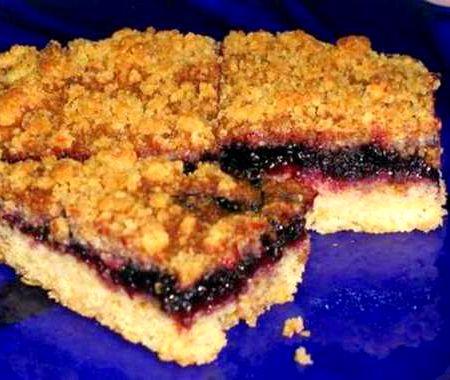 пирог с вареньем рецепты в духовке с