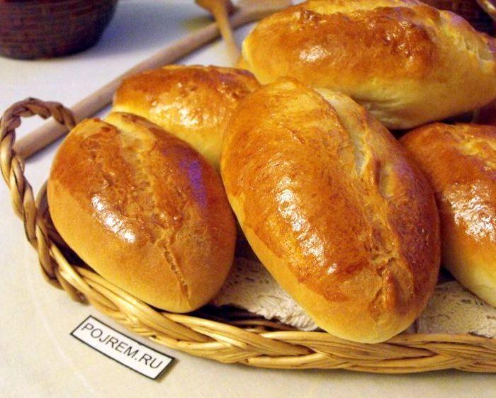 пирожки в духовке пошаговый рецепт с фото