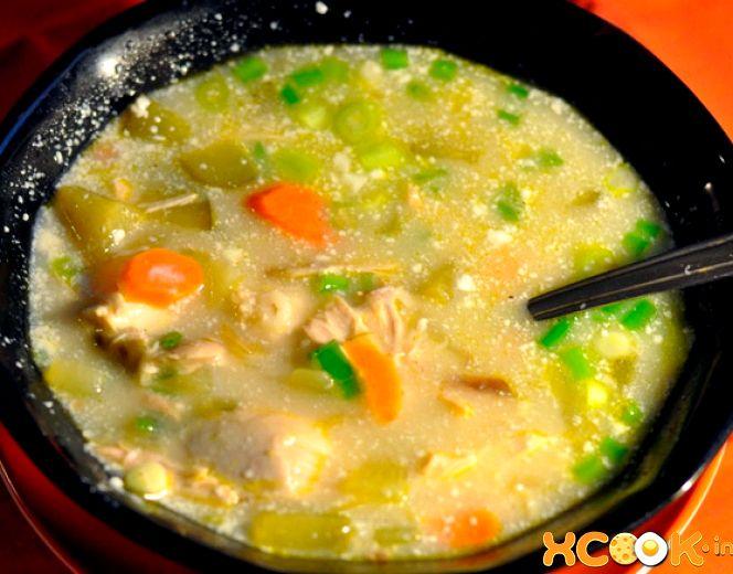 рецепт классический суп рассольник с