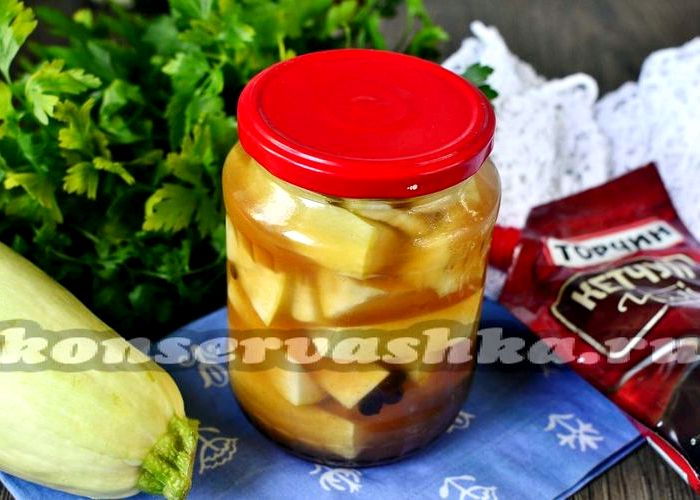 Всеы консервации с кетчупом чили