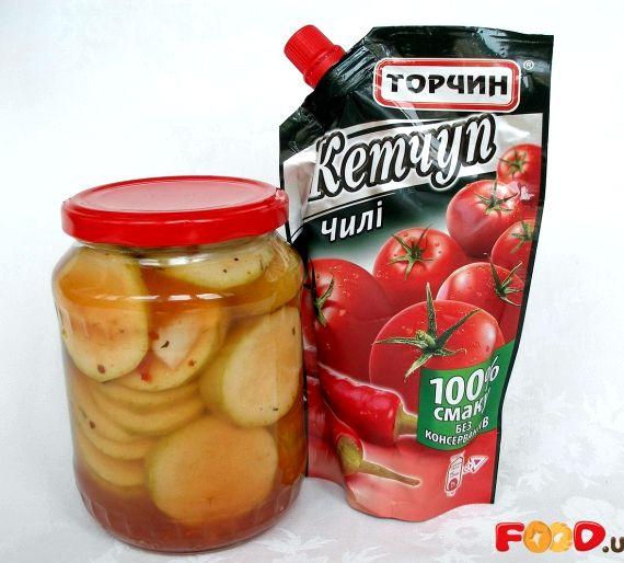 Кетчуп из кабачков рецепт на зиму