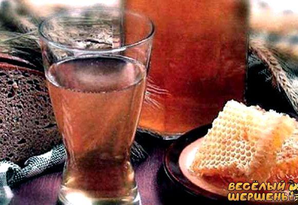 Рецепт медовухи в домашних условиях вместе с сотами и пергой