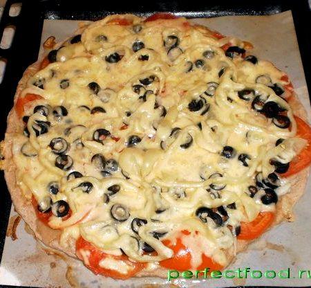 начинки для пиццы рецепт в домашних