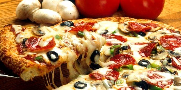 Рецепт пиццы тонкой в домашних условиях