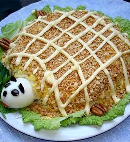 салат царский рецепт классический рецепт