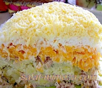 салат кальмары рецепт классический рецепт