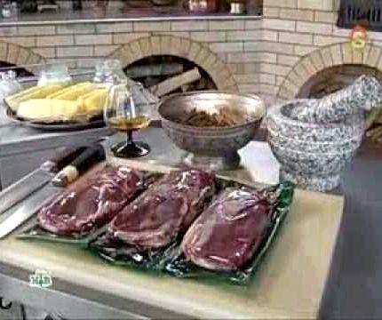Шашлык из баранины от сталика ханкишиева рецепт