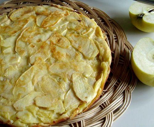 Рецепт мятой картошки с яйцом