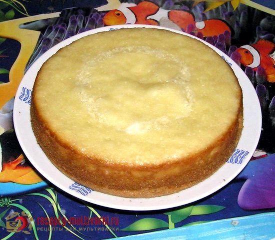 Торт сметанник рецепт простой в мультиварке
