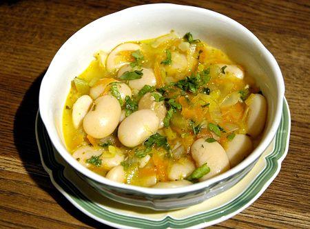 простой рецепт суп из консервированной фасоли рецепт