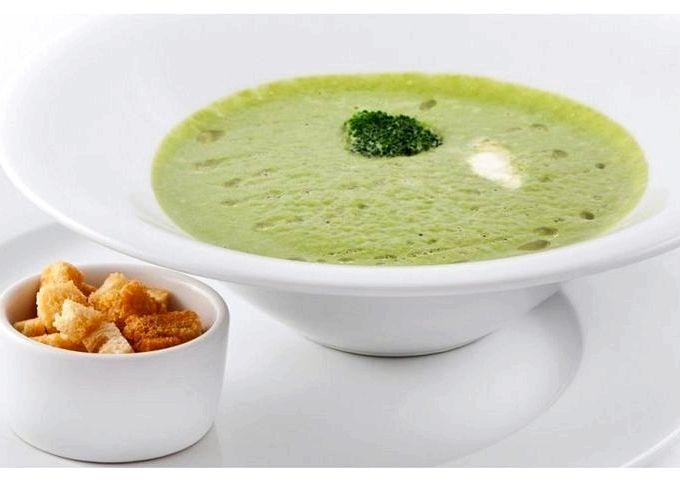 суп пюре из печени со сливками рецепт