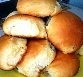 Булочки с яблоками рецепт с фото пошагово в духовке