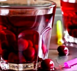 Компот из вишни на зиму простой рецепт с фото литровые банки