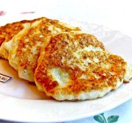 Оладьи из кабачков с фаршем рецепт с фото