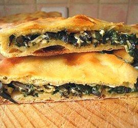 Осетинские пироги с ботвой свеклы рецепт