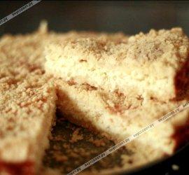 Пирог с творогом рецепт пошагово с фото