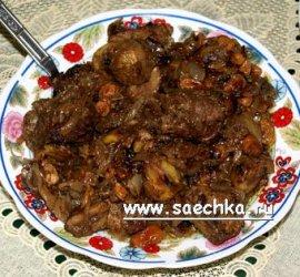 Плов азербайджанский рецепт с фото пошагово