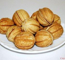 Рецепт для теста орешков со сгущенкой