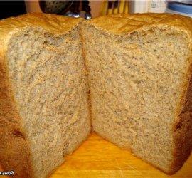 Рецепт хлеба из ржаной муки в хлебопечке