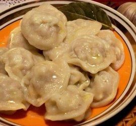 Рецепт пельмени сибирские пошаговый с фото