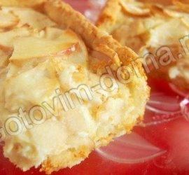 Рецепт пирога яблочного цветаевского