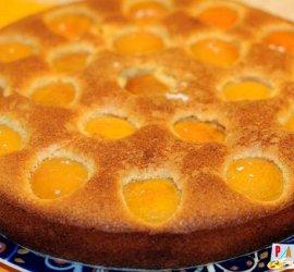 Рецепт пирога с абрикосами фото рецепт