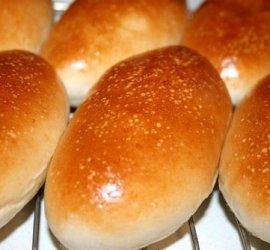 Рецепт пирожки с мясом из дрожжевого теста в духовке рецепт с фото