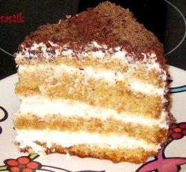 Рецепт сметанный крем для бисквитного торта