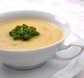Сырный крем суп из плавленного сыра рецепт с фото пошагово