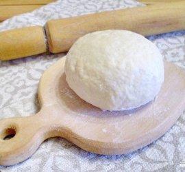 Тесто на пельмени рецепт классический пошаговый