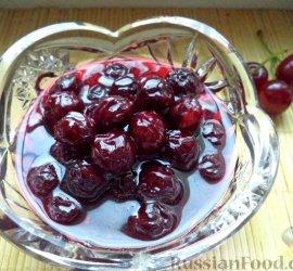 Варенье из вишни с косточкой рецепт пятиминутка