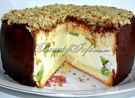 Суфле для торта рецепт с пошагово в домашних