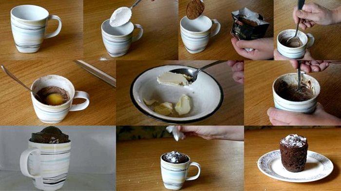 Что можно сделать к чаю в домашних