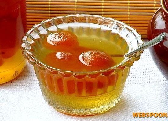 Варенье из абрикосов с ядрышками рецепт с фото